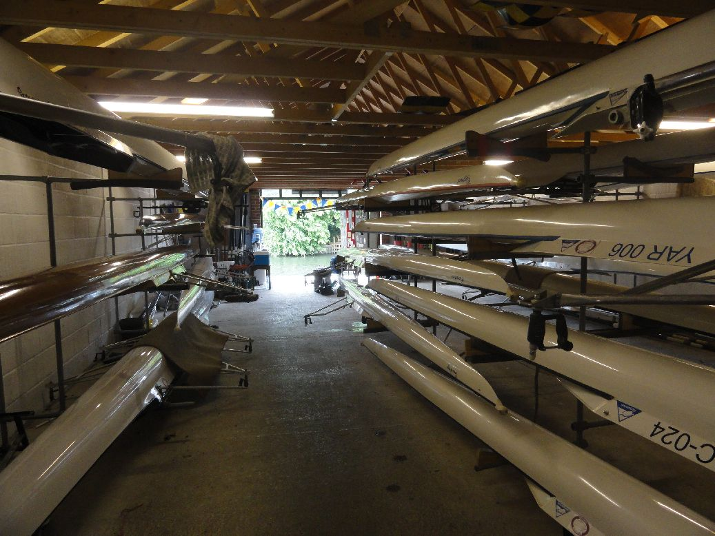 ybc when and where yare boat club