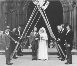 Banyard Wedding